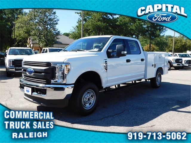 2019 F-250 Crew Cab 4x4,  Reading Service Body #CB77864 - photo 7