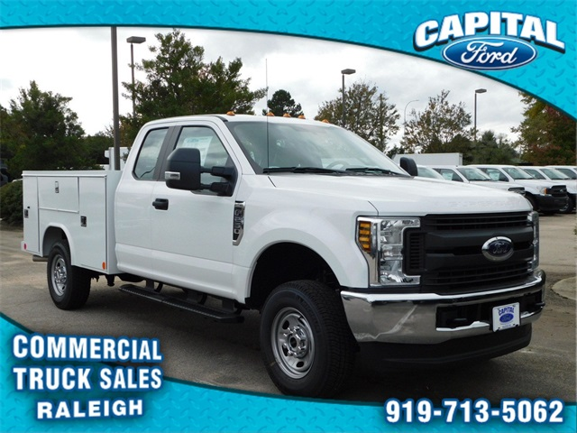 2019 F-250 Super Cab 4x4,  Reading Service Body #CB77883 - photo 3