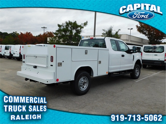 2019 F-250 Super Cab 4x4,  Reading Service Body #CB77883 - photo 4