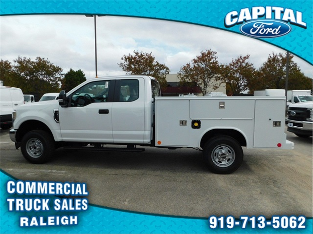 2019 F-250 Super Cab 4x4,  Reading Service Body #CB77883 - photo 7