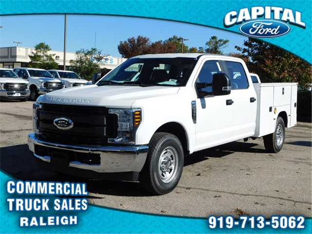 2019 F-250 Crew Cab 4x2,  Knapheide Service Body #CB78067 - photo 7