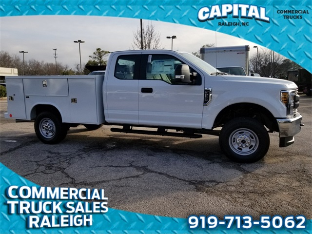 2019 F-250 Super Cab 4x4,  Reading Service Body #CB79302 - photo 3