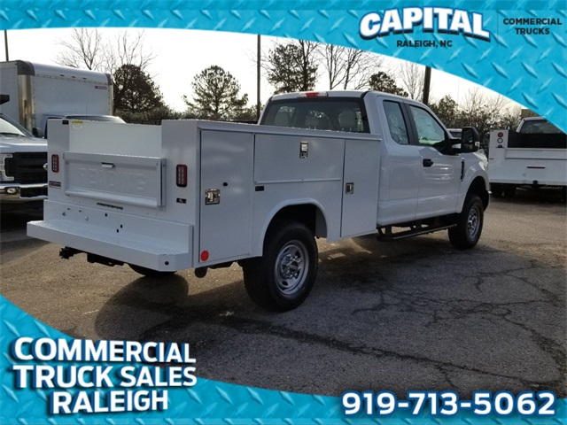 2019 F-250 Super Cab 4x4,  Reading Service Body #CB79302 - photo 2
