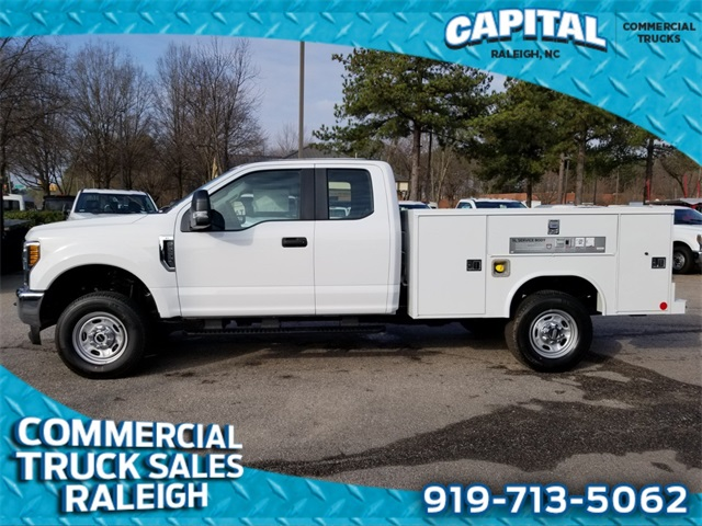 2019 F-250 Super Cab 4x4,  Reading Service Body #CB79302 - photo 6