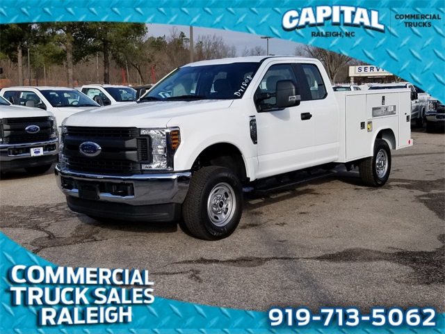 2019 F-250 Super Cab 4x4,  Reading Service Body #CB79302 - photo 7