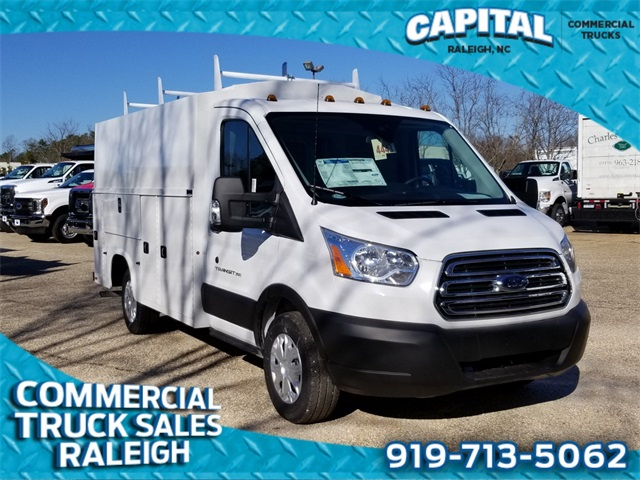 New 2019 Ford Transit 350 Service Utility Van For Sale In Raleigh