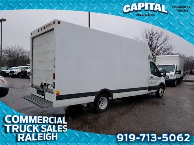 2018 Transit 350 HD DRW 4x2,  Unicell Cutaway Van #CB79578 - photo 1