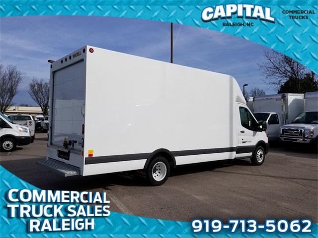 2018 Transit 350 HD DRW 4x2,  Unicell Cutaway Van #CB79662 - photo 1