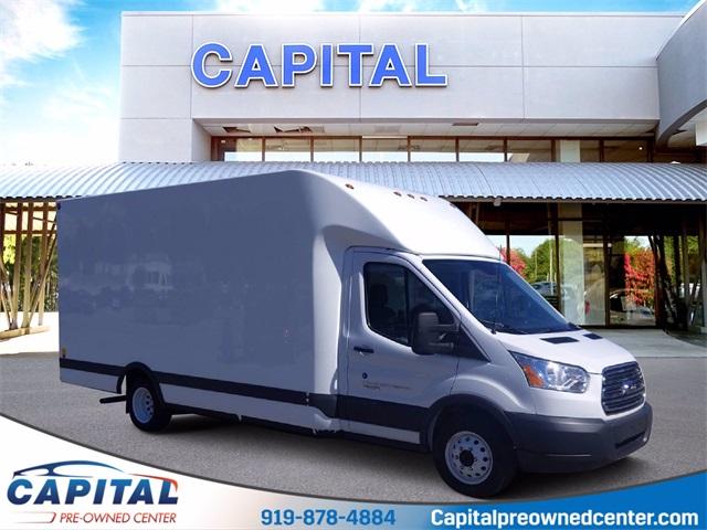 2018 Transit 350 HD DRW 4x2,  Unicell Cutaway Van #CB79809 - photo 1