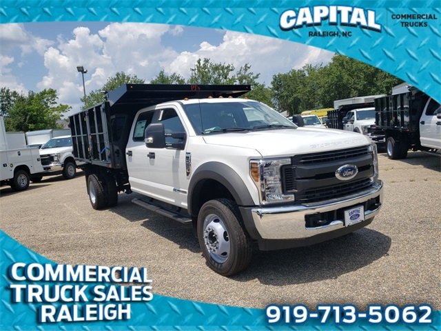 Capital Ford Raleigh >> New 2019 Ford F 550 Landscape Dump For Sale In Raleigh Nc Cb81053