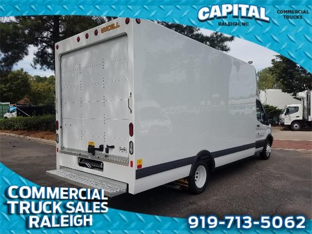 2019 Transit 350 HD DRW 4x2, Unicell Cutaway Van #CB82327 - photo 1