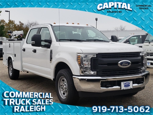 2019 Ford F-350 Crew Cab 4x2, Knapheide Service Body #CB83751 - photo 1