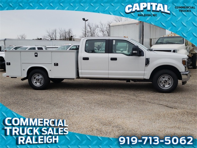 2019 F-350 Crew Cab 4x2, Knapheide Steel Service Body #CB83751 - photo 3