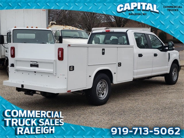2019 F-350 Crew Cab 4x2, Knapheide Service Body #CB83751 - photo 1