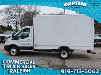 2019 Transit 350 HD DRW 4x2, Morgan Mini-Mover Cutaway Van #CB84227 - photo 6