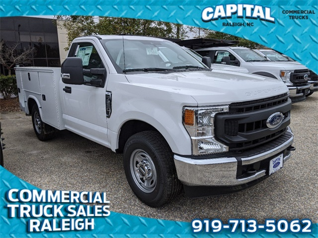 2020 F-250 Regular Cab 4x2, Knapheide Service Body #CB84577 - photo 1