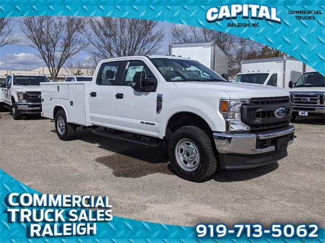 2020 Ford F-350 Crew Cab 4x4, Reading Service Body #CB84918 - photo 1