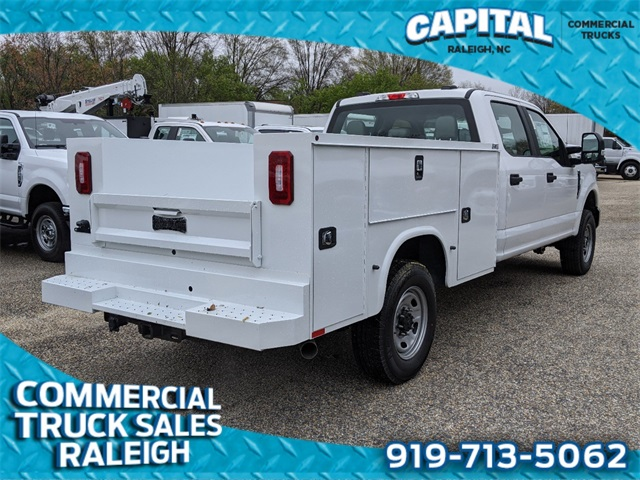 2020 Ford F-250 Crew Cab 4x4, Knapheide Service Body #CB84988 - photo 1
