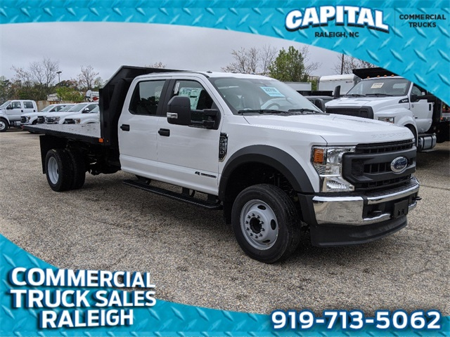 2020 Ford F-550 Crew Cab DRW 4x2, PJ's Platform Body #CB84992 - photo 1