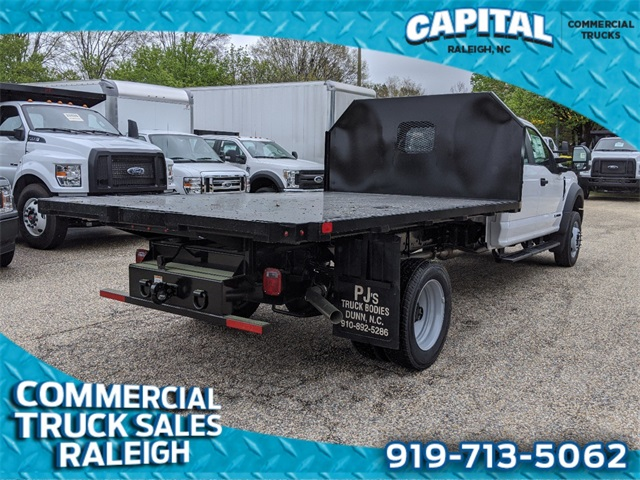 2020 F-550 Crew Cab DRW 4x2, PJ's Platform Body #CB84992 - photo 1