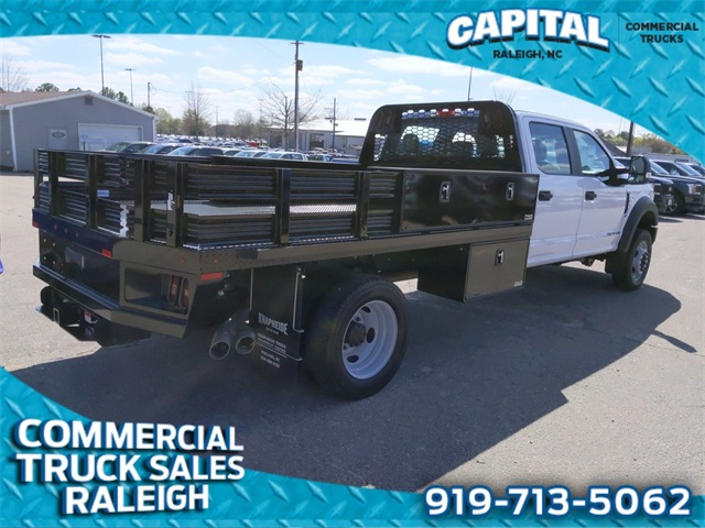 2019 F-550 Crew Cab DRW 4x4, Knapheide Platform Body #CB85040 - photo 1