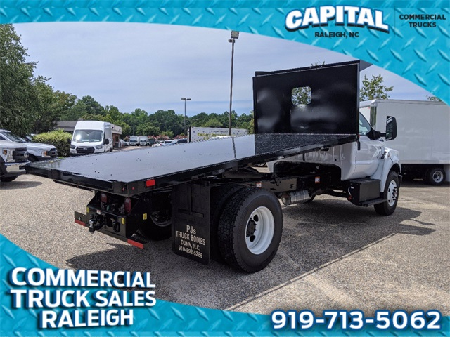 2021 Ford F-750 Regular Cab DRW 4x2, PJ's Platform Body #CB86616 - photo 1