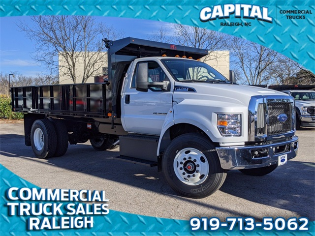 2021 Ford F-750 Regular Cab DRW 4x2, PJ's Dump Body #CB88160 - photo 1