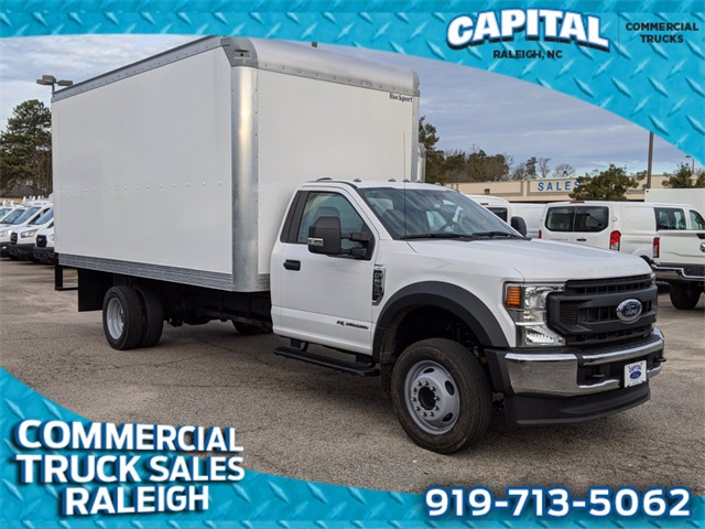 2020 Ford F-550 Regular Cab DRW 4x2, Rockport Dry Freight #CB88509 - photo 1