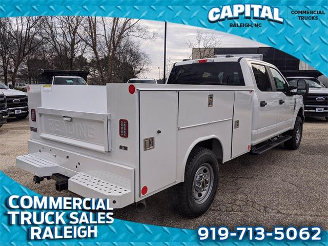 2021 Ford F-350 Crew Cab 4x4, Reading Service Body #CB88765 - photo 1
