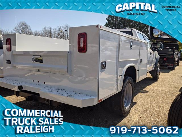 2021 Ford F-450 Crew Cab DRW 4x4, Knapheide Service Body #CB88839 - photo 1