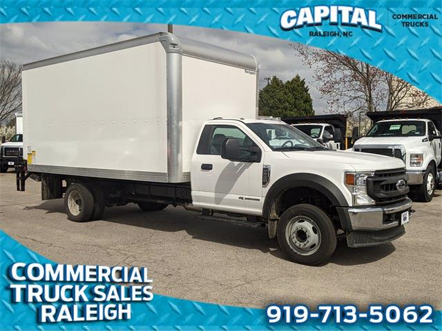 2021 Ford F-550 Regular Cab DRW 4x2, Rockport Cutaway Van #CB89224 - photo 1