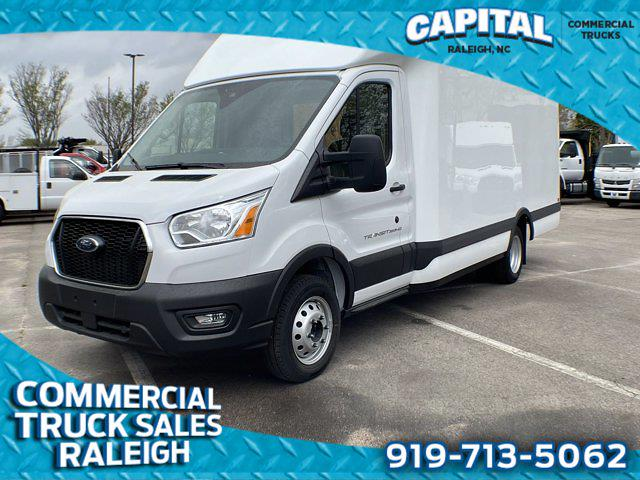 2020 Ford Transit 350 HD DRW 4x2, Unicell Cutaway Van #CB89248 - photo 1