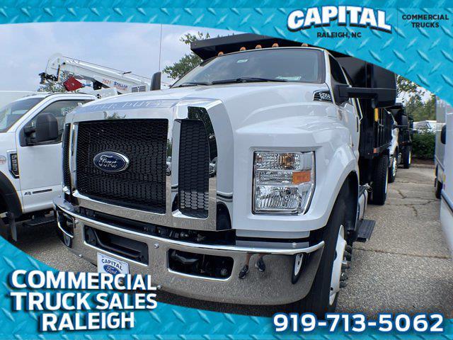 2022 Ford F-750 Regular Cab DRW 4x2, PJ's Dump Body #CB90238 - photo 1