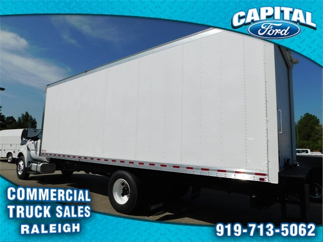 2018 F-750 Regular Cab DRW 4x2,  Morgan Dry Freight #CC76182 - photo 5