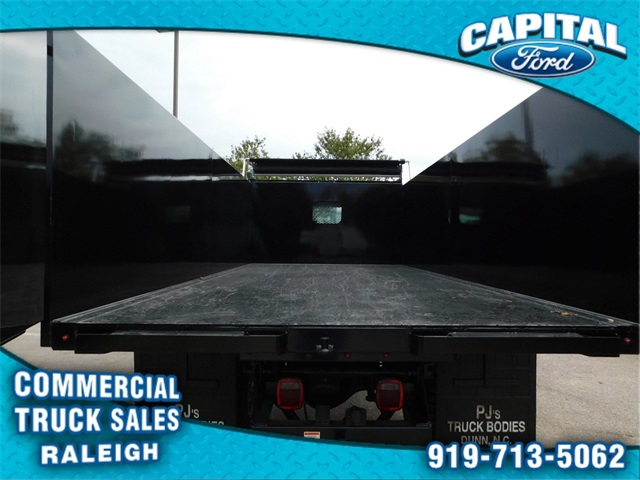 2018 F-750 Regular Cab DRW 4x2,  PJ's Truck Bodies & Equipment Platform Body #CC76522 - photo 21