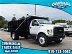 2018 F-750 Regular Cab DRW 4x2,  PJ's Truck Bodies & Equipment Platform Body #CC76522 - photo 1
