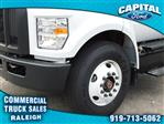 2018 F-750 Regular Cab DRW 4x2,  PJ's Truck Bodies & Equipment Platform Body #CC76522 - photo 9
