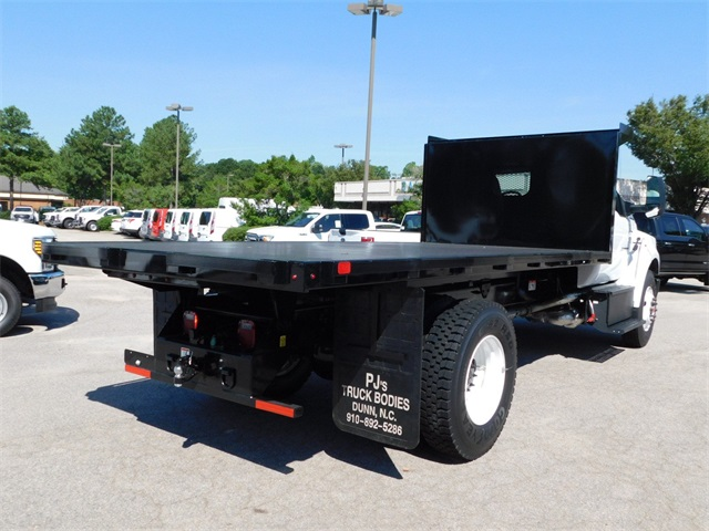 2018 F-750 Regular Cab DRW 4x2,  Platform Body #CC76524 - photo 2