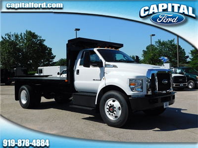 2018 F-750 Regular Cab DRW 4x2,  Platform Body #CC76524 - photo 1