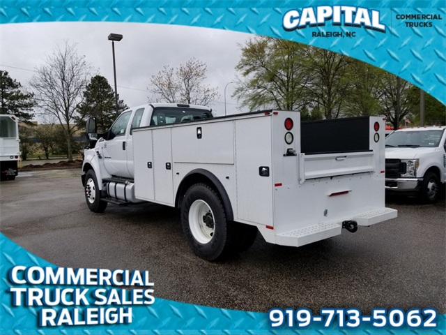 2019 F-750 Super Cab DRW 4x2,  Cab Chassis #CC77118 - photo 5