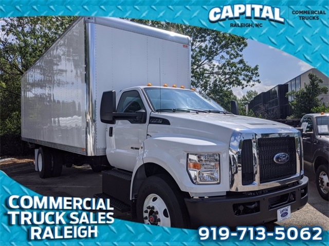 2021 Ford F-750 Regular Cab DRW 4x2, A.M. Haire Dry Freight #CC85028 - photo 1