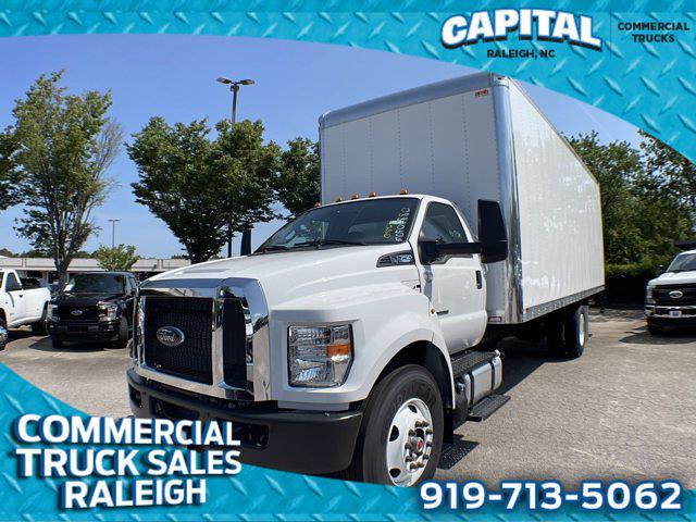 2021 Ford F-750 Regular Cab DRW 4x2, A.M. Haire Dry Freight #CC85037 - photo 1