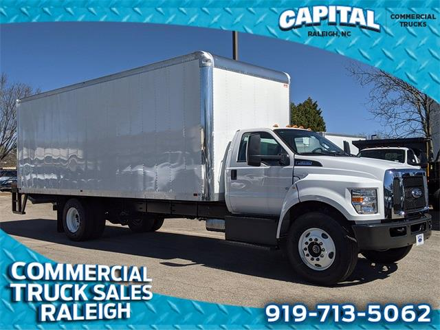2021 Ford F-650 Regular Cab DRW 4x2, A.M. Haire Dry Freight #CC86969 - photo 1