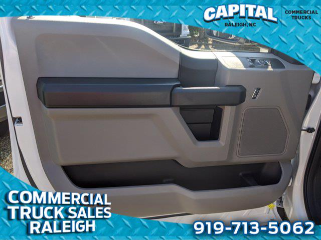 2020 F-550 Regular Cab DRW 4x2,  PJ's Truck Bodies Platform Body #CC87238 - photo 17