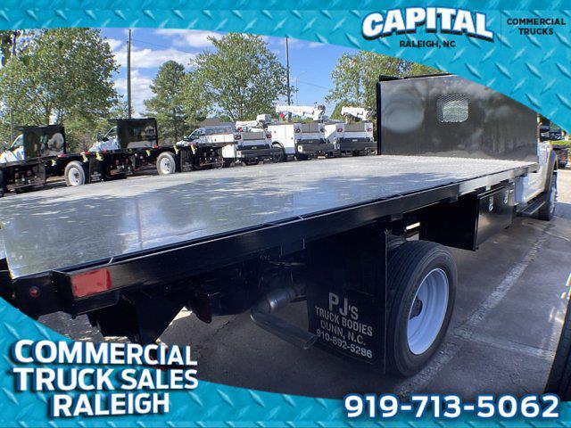 2020 F-550 Regular Cab DRW 4x2,  PJ's Truck Bodies Platform Body #CC87238 - photo 2