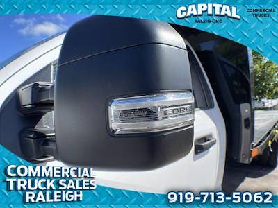 2020 F-550 Regular Cab DRW 4x2,  PJ's Truck Bodies Platform Body #CC87238 - photo 9