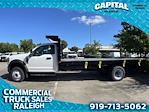 2020 F-550 Regular Cab DRW 4x2,  PJ's Truck Bodies Platform Body #CC87238 - photo 4