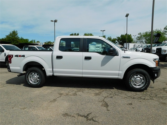 2018 F-150 SuperCrew Cab 4x4,  Pickup #CT74444 - photo 3