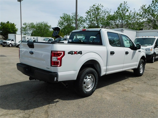 2018 F-150 SuperCrew Cab 4x4,  Pickup #CT74444 - photo 2