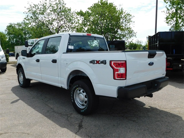 2018 F-150 SuperCrew Cab 4x4,  Pickup #CT74444 - photo 5